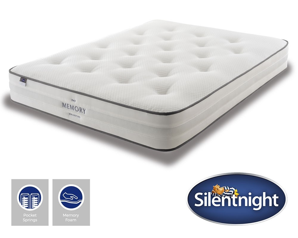 Silentnight Spirit 1000 Mattress