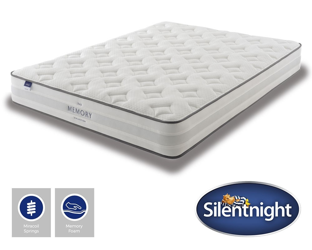 Silentnight Spirit Miracoil Mattress