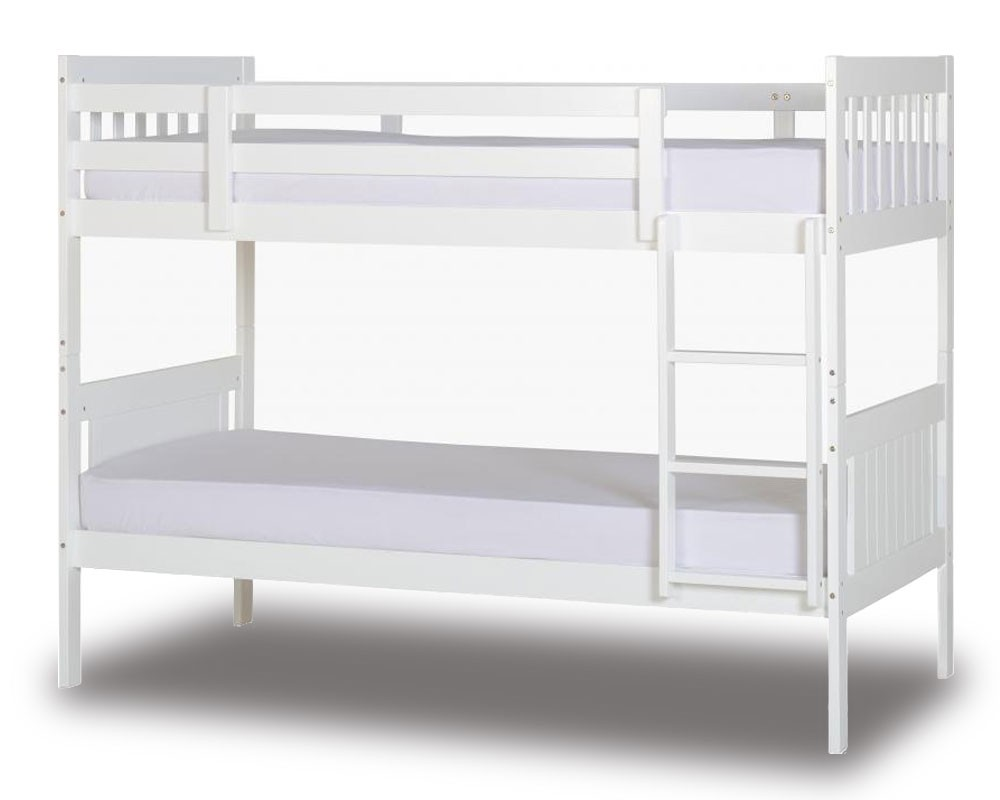 Kensington White Bunk Bed