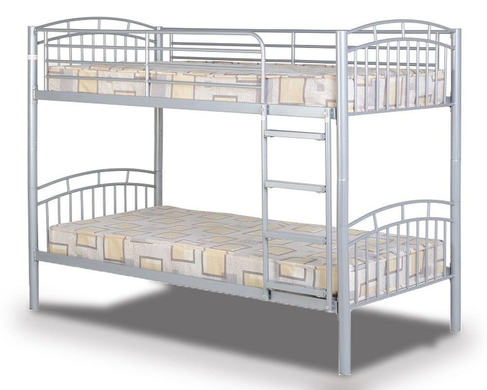 Vernon Silver Bunk Bed