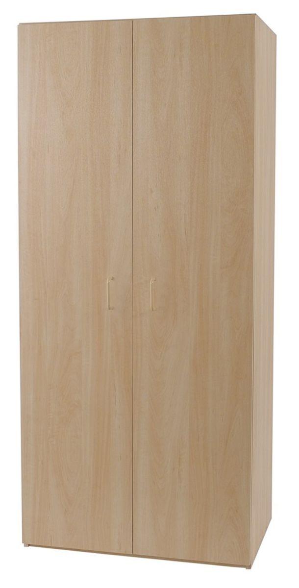 Woodgrain 2 Door Robe