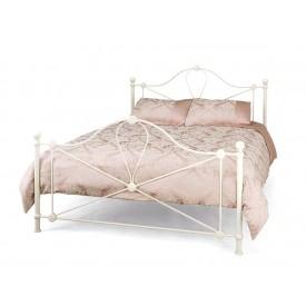 Lyon Ivory Kingsize Bed Frame