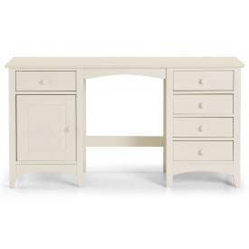 Cambell White Dressing Table