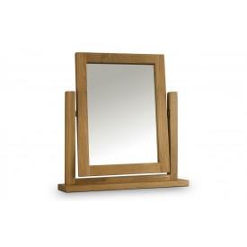 Marlowe Oak Dressing Table Mirror