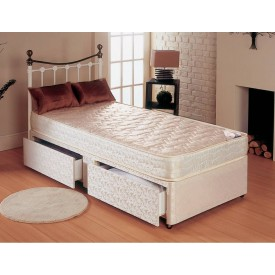 Celina Single 2 Drawer Divan Bed