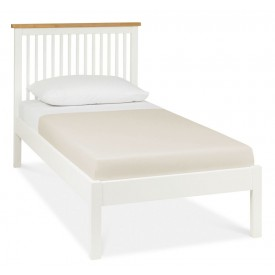 Bentley Designs Atlanta Low Foot Single Bed Frame