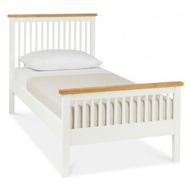 Bentley Designs Atlanta High Foot Single Bed Frame