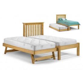 Barcelona Pine Guest Bed Frame