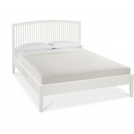 Bentley Designs Ashenby White Bed Frame