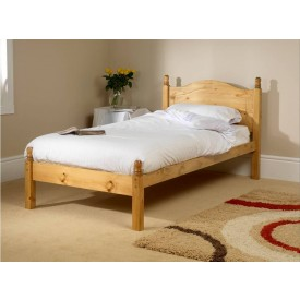 Orlando Low Foot End Small Single Bed Frame