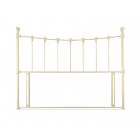 Marseilles Ivory Three Quarter Headboard