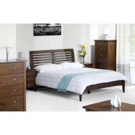 Minuet Slatted Double Bed Frame