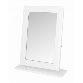 Alpine White Gloss Mirror