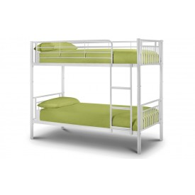 Absolute White Bunk Bed