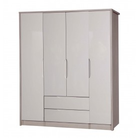 Avola Champagne With Sand Gloss 4 Door Combi With Singles