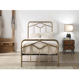 Acton Bronze Bed Frame