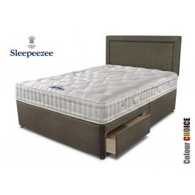 Sleepeezee Backcare Extreme 1000 Divan Bed