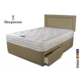 Sleepeezee Backcare Luxury 1400 Divan Bed