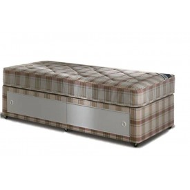 Orthorest Single Slidestore Divan Bed