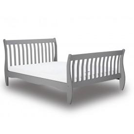 Bedford Pine Grey Bed Frame
