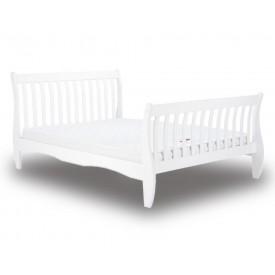 Bedford Pine White Bed Frame