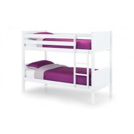 Belt White Bunk Bed
