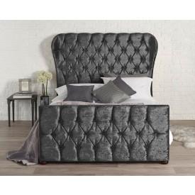 Bryson Black Bed Frame