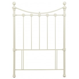 Bentley Designs Alice Antique White Single Headboard