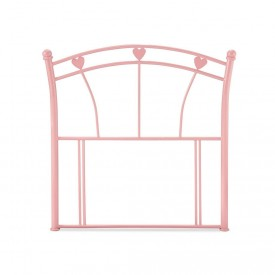 Jemima Pink Single Headboard
