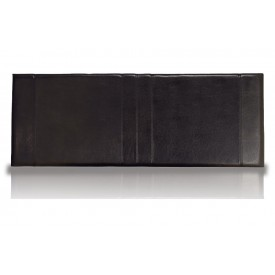 Carmela Black Three Quarter Headboard