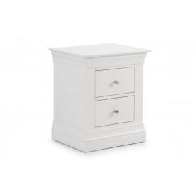 Clarence 2 Drawer Bedside
