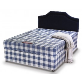 Club Ortho Three Quarter Non Storage Divan Bed
