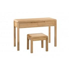 City Oak Dressing Table Set