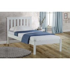 Derby White Bed Frame