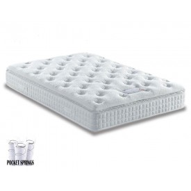 Diamond Premier Pocket 1000 Super Kingsize Mattress