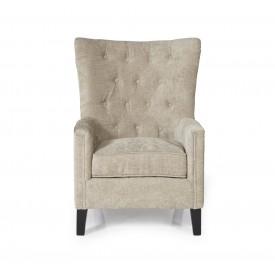 Mink Dunbar Occasional Chair