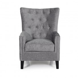 Steel Dunbar Occasional Chair