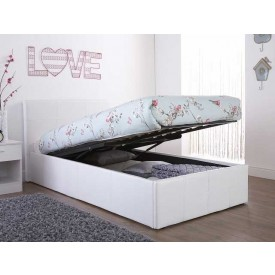 End Lift Ottoman Storage Bed Frame.