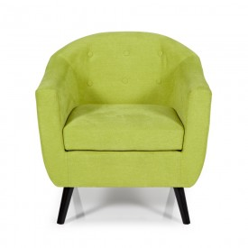 Lime Green Evie Occasional Chair