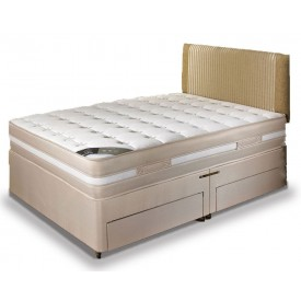 Georgia XDeep Double 2 Drawer Divan Bed