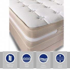 Georgia XDeep Double Mattress