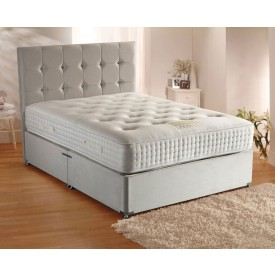 Grand Luxury 2000 Super Kingsize Divan Bed