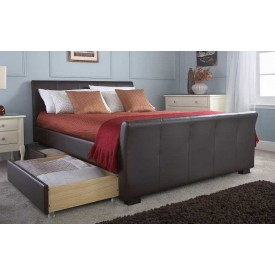 Hannah Brown 4 Drawer Bed Frame