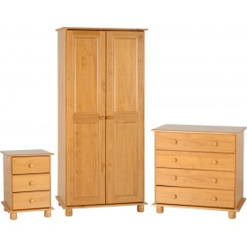 Solar Trio Bedroom Set Special Offer