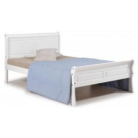 Georgina White Bed Frame