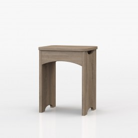 Avenue Truffle Oak Stool