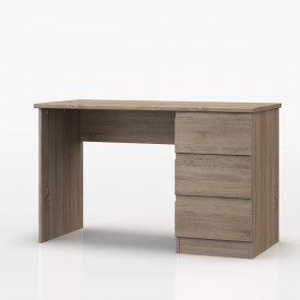 Avenue Truffle Oak Dressing Table