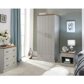 Kent Grey Bedroom Furniture