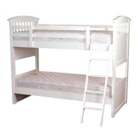 Kipling White Bunk Bed