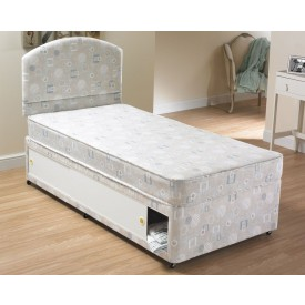 Klara Single Slidestore Divan Bed